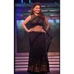 Madhuri Saree Madhuri Black Diamond Saree Bollywood Sarees